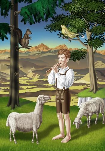 Pastirček
