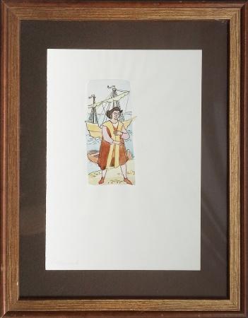 Maksim Sedej Sr. - The Columbus