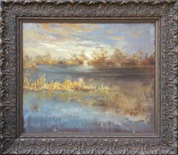 Marko Krvina - By the lake