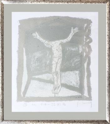 Janez Bernik - The crucifix
