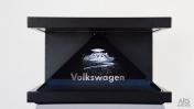 3D logo animation Volkswagen in Hypervsn by Ars Studio Avsenik