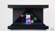 3D holographic product display