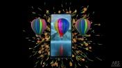 3D holografska vsebina