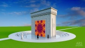 Digital monument