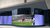 Animated digital video wall